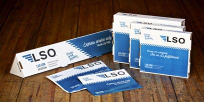 LSO shipping supplies